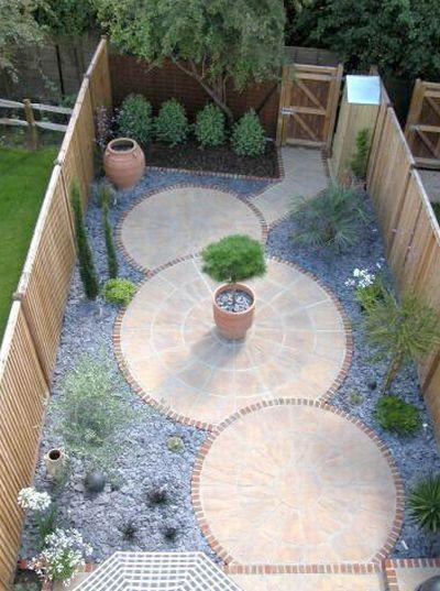 Como hacer un patio bonito y barato