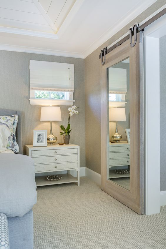 Puertas corredizas que se verán perfectas en casas pequeñas