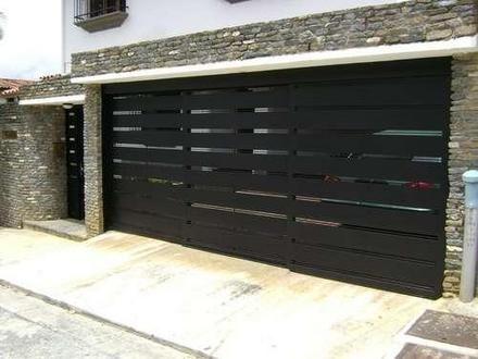 Puertas para cocheras modernas 17 curso de - Puertas para cocheras ...