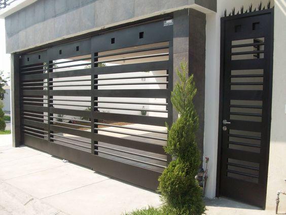 Puertas para cocheras modernas 7 curso de organizacion - Puertas para cocheras ...