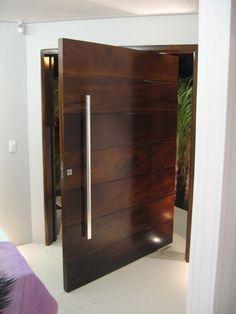 Puertas principales para casas modernas 16 curso de - Puertas modernas para interiores de casas ...