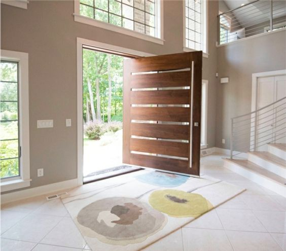 puertas principales para casas modernas 26 curso de