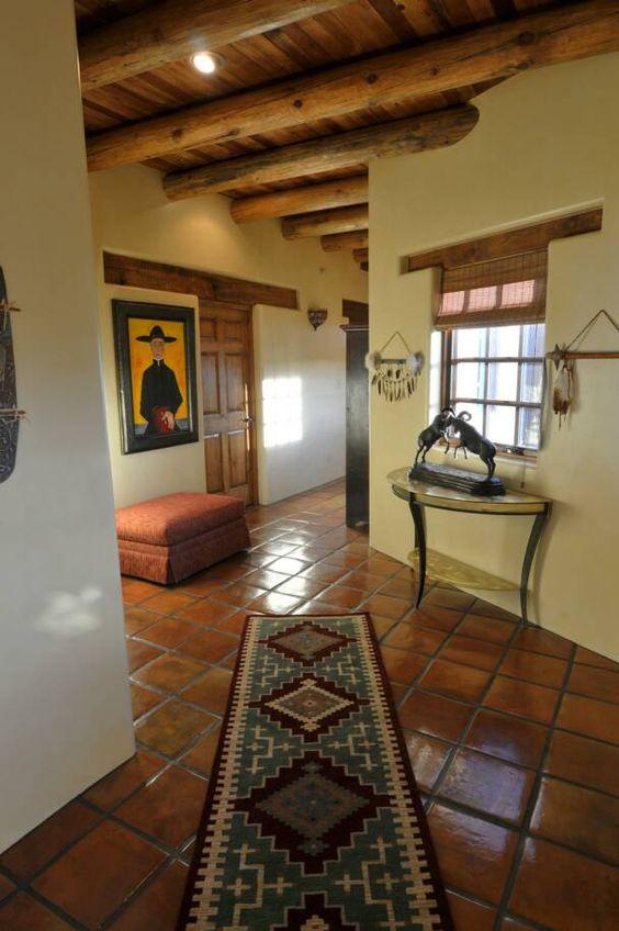 Rustica y preciosamira como decorar tu casa mexicana 15 - Como decorar una casa rustica ...