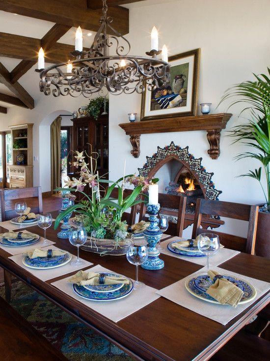 Rustica y preciosamira como decorar tu casa mexicana 17 curso de organizacion del hogar y - Como decorar una casa rustica ...