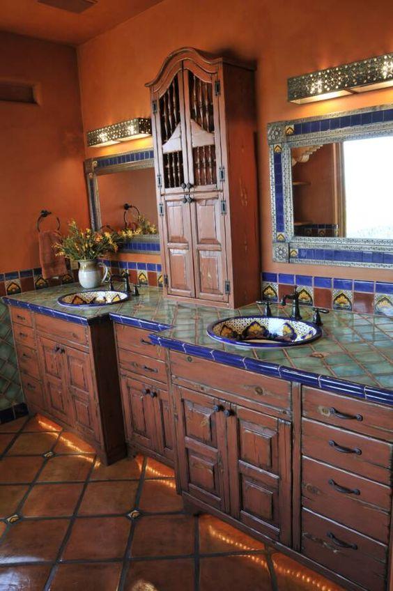 rustica-y-preciosamira-como-decorar-tu-casa-mexicana (18) - Curso de ...