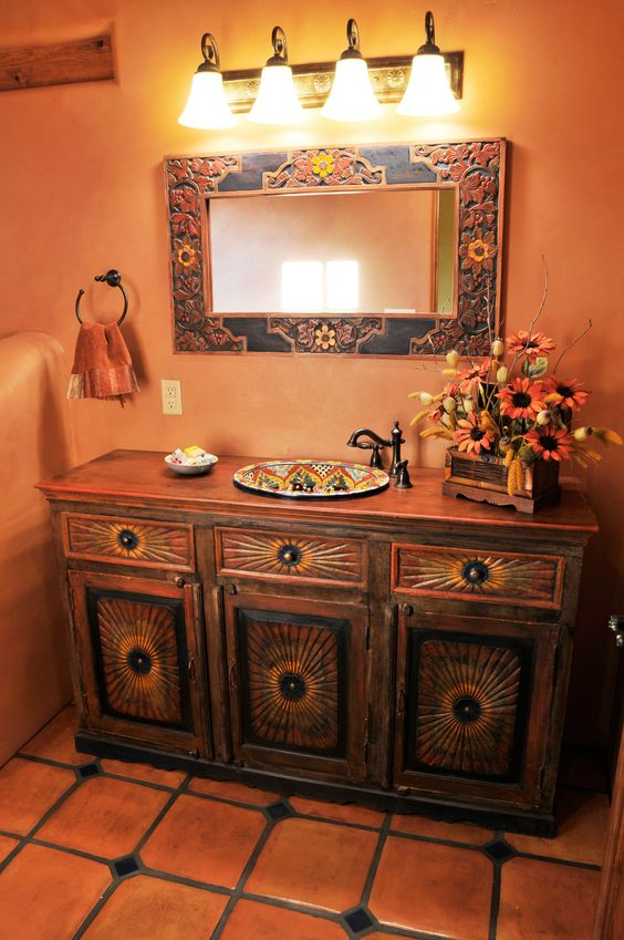 Rustica y preciosamira como decorar tu casa mexicana 19 for Adornos para decorar tu casa