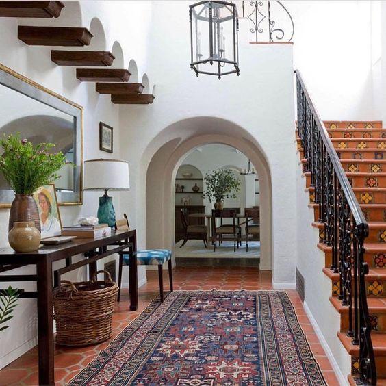 Decoracion de casas estilo mexicano ideas y tips de for Decoracion colonial mexicana