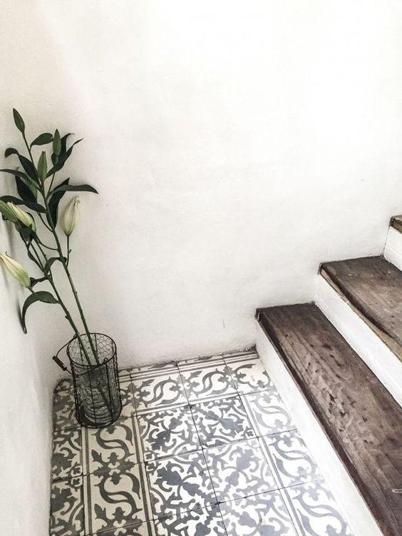 Tipos de pisos con diseños de talavera