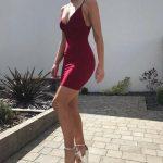 Vestidos al cuerpo 2017