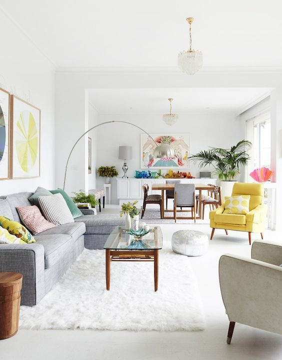 10 tips para decorar un apartartamento peque o 11 curso for Como decorar un apartamento moderno