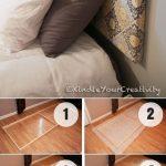 15 ideas para cambiar la cabecera de tu cama sin gastar