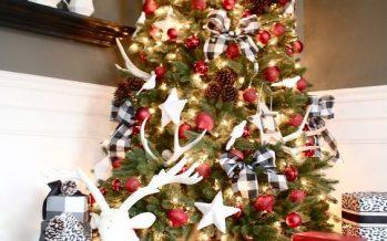 2017 – 2018 tendencias en pinos navideños