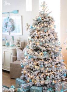 2017 - 2018 tendencias en pinos navideños