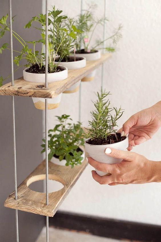 30 ideas para decorar tu hogar con plantas 28 curso de for Ideas para decorar tu hogar