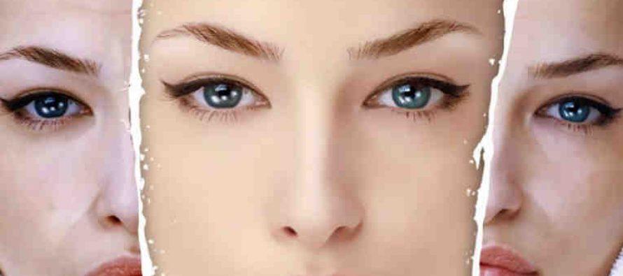 Cara más joven y sin arrugas en 10 días. 3 pasos pararejuvenecer tu rostro.