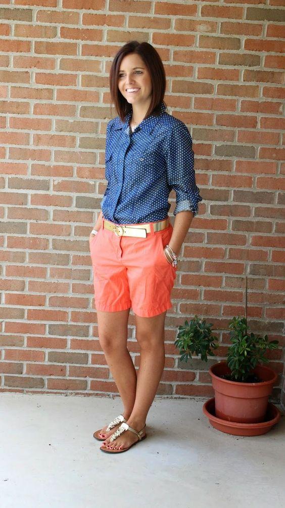 11 Maneras de Llevar Shorts a los 40