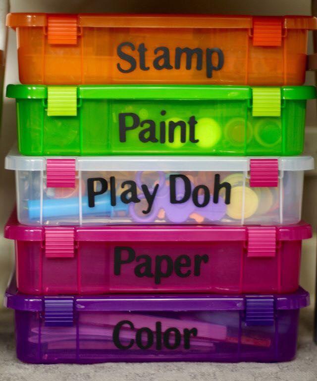 Ideas para organizar el regreso a clases