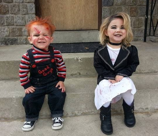 disfraces de halloween para nios casero