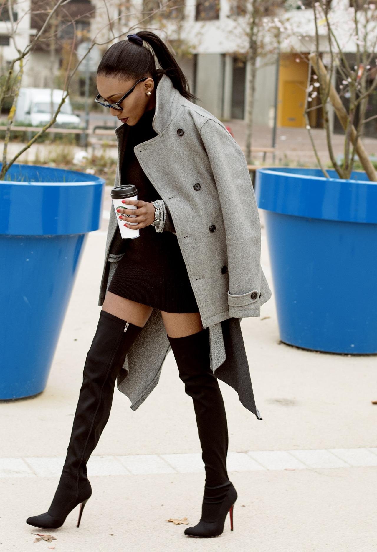 Botas mosqueteras de mujer, tendencia xxl en botas