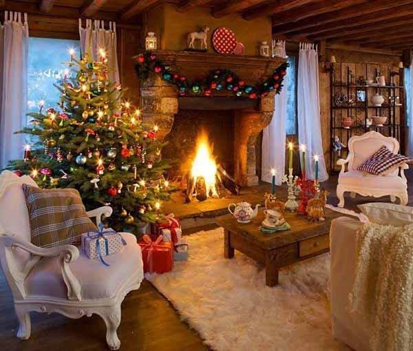 Tendencia en árboles de navidad 2018