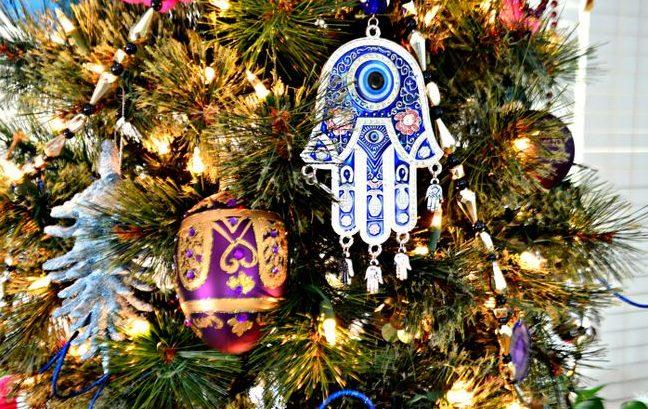 Tendencia en esferas navideñas 2018