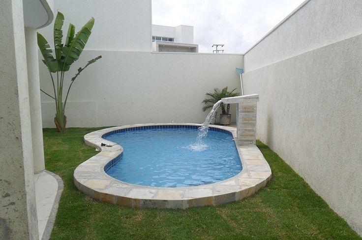 Albercas y saunas para casas pequenas 3 curso de for Imagenes de casas pequenas con alberca