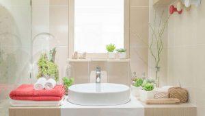 Baños pequenos decoracion tipo spa