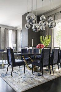 Comedores elegantes que te inspirarán a decorar el tuyo