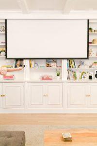 Como adaptar un centro de entretenimiento en casa