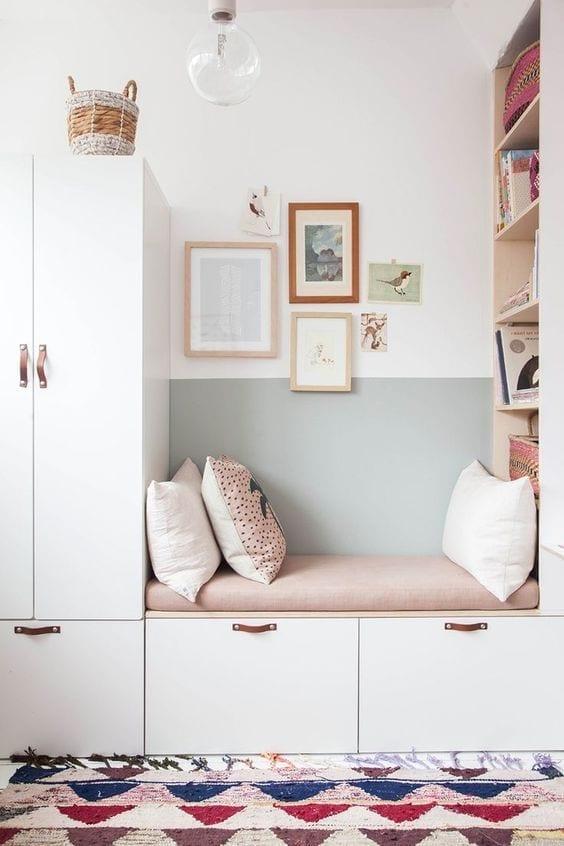 Cómo aprovechar las esquinas de tu dormitorio