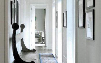 Como decorar pasillos