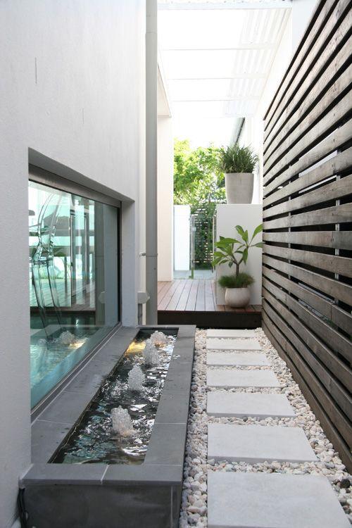 Como decorar pasillos exteriores 1 curso de for Decoracion hogar nou centre