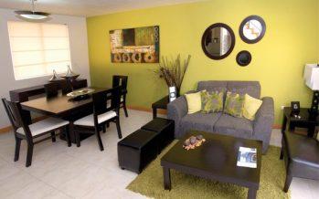 Como decorar sala y comedor en espacios abiertos pequeños