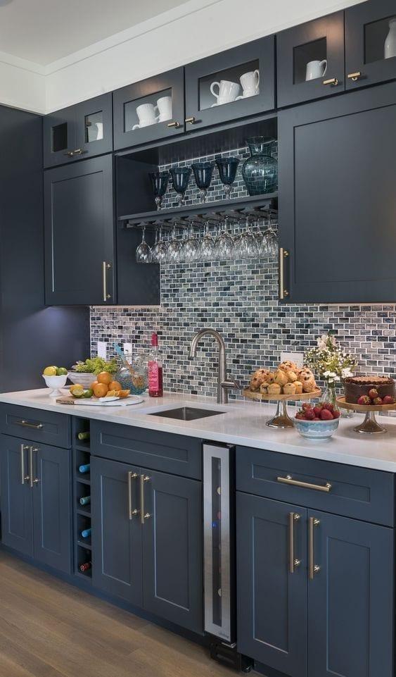 ¿Cómo decorar una cocina integral?
