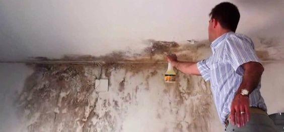 Cómo eliminar las humedades en las paredes con bicarbonato de sodio