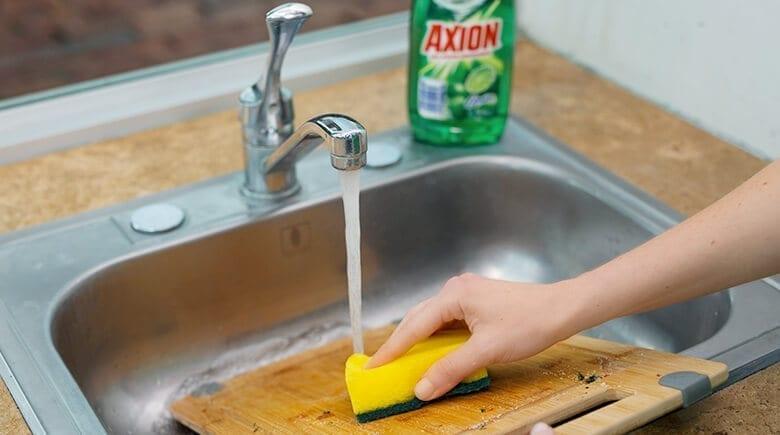 Cómo mantener la tabla de madera limpia