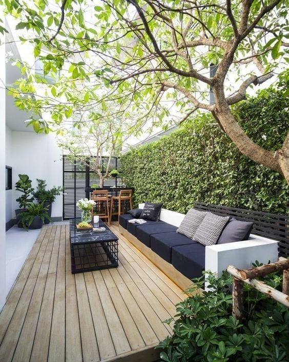 Cuidados especiales para muebles de terraza o jardín
