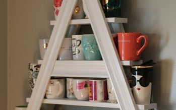 Como organizar tazas en tu cocina