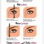 como tener cejas perfectas