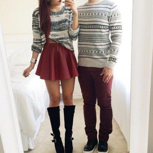Como Vestir Igual que tu Pareja