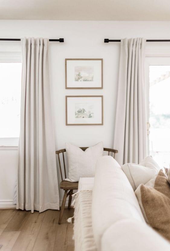 ¿Quieres colocar tus cortinas con estilo? No te pierdas estos consejos ¡Quedarán perfectas!