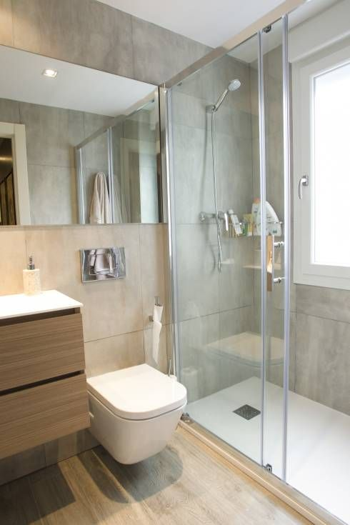 Best Cuartos De Baño Modernos Pequeños Ideas - Casa & Diseño Ideas ...