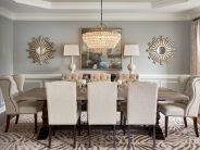 + de 50 diseños de comedores para decoración de interiores
