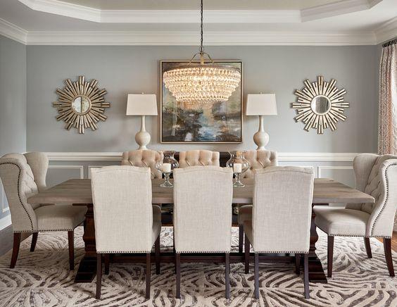 de 50 diseños de comedores para decoración de interiores