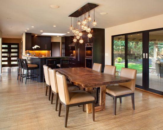 De 50 disenos de comedores para decoracion de interiores for Disenos de comedores