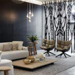 Decoración de interiores salas modernas