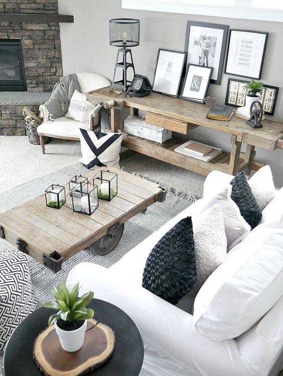 Decoracion de salas curso de organizacion del hogar y for Interiores de salas modernas