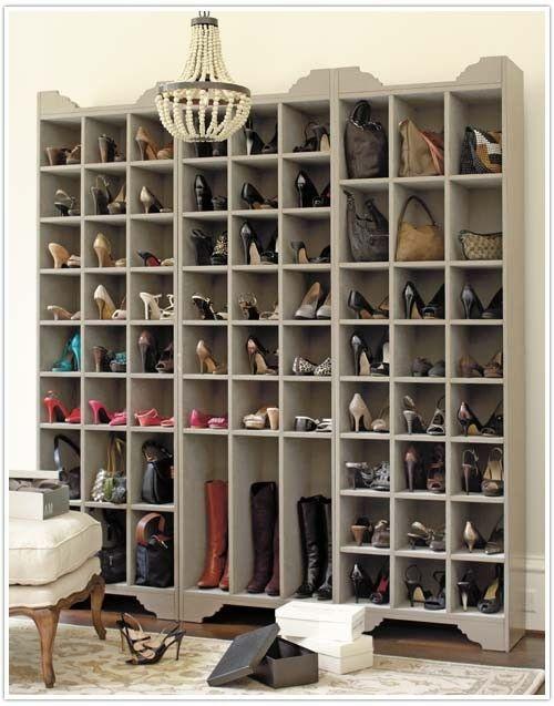Diseno de closet y armarios practicos y modernos 13 Diseno de interiores closets modernos
