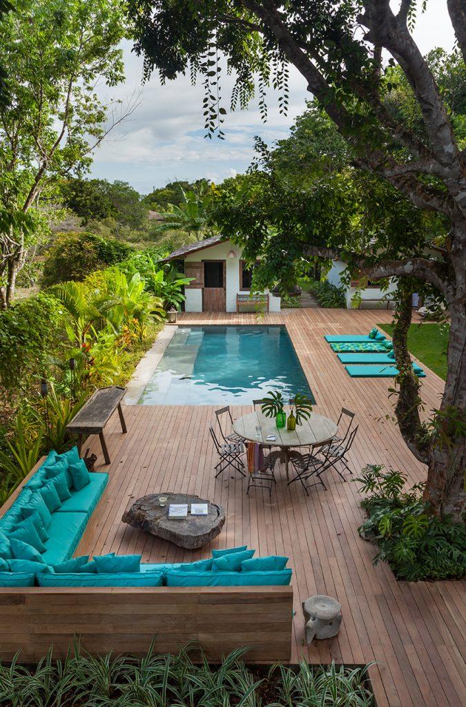 Dise o de terrazas y exteriores para casas peque as for Disenos para casas pequenas