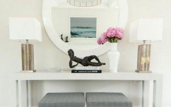 Diseños de entradas lujosas que te inspirarán a decorar la tuya